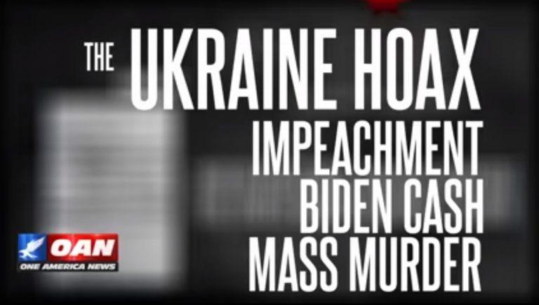 """""""Укранската лъжа: импийчмънт, парите на Байдън, масови убийства"""""""