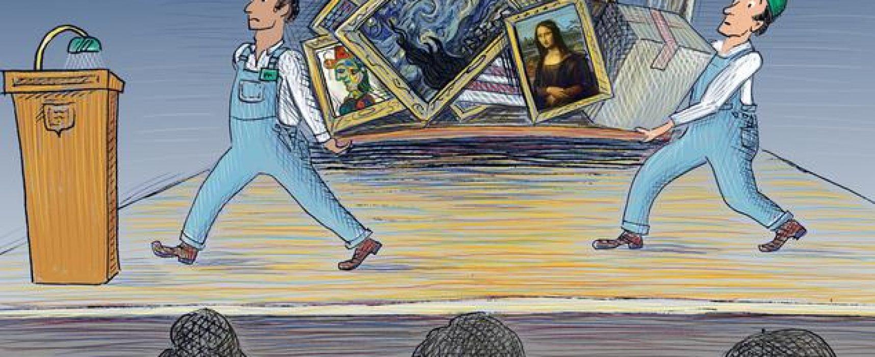 Фейк «Вестей недели»: У Йєлі скасували курс історії європейського мистецтва, оскільки він занадто білий і гетеросексуальний