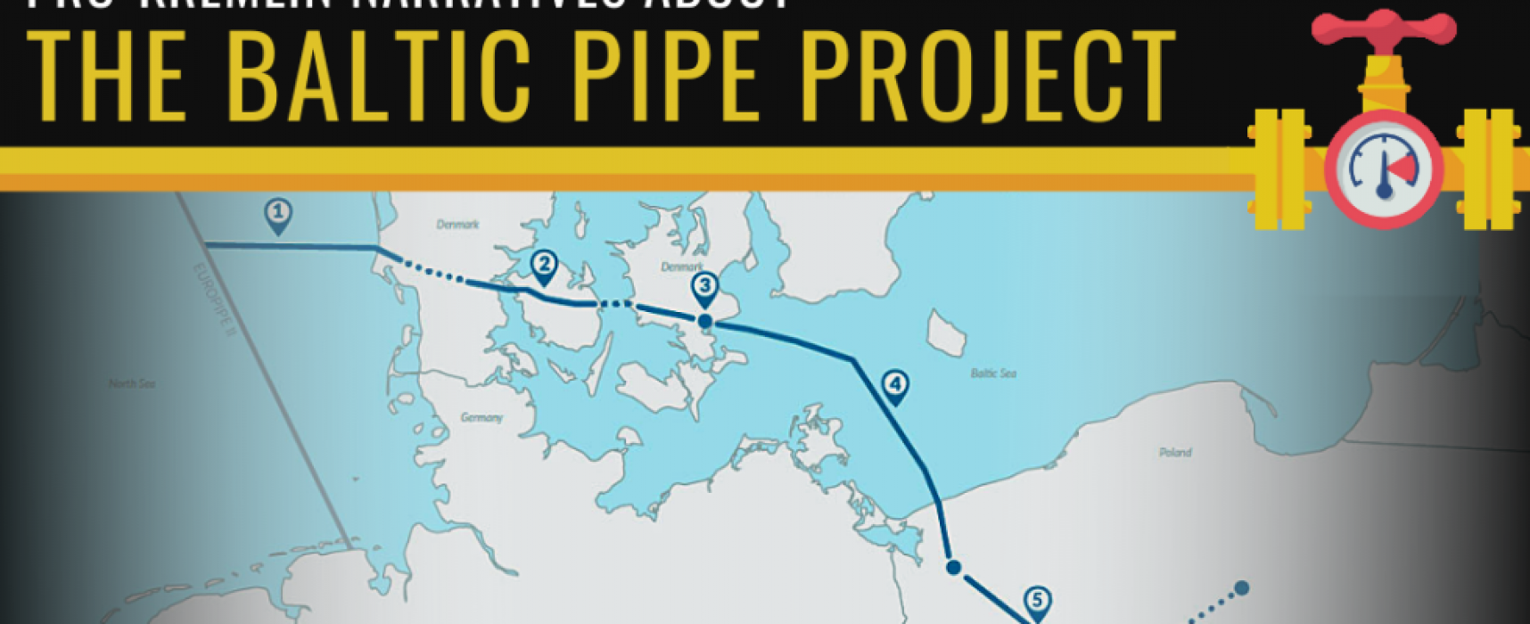 The Baltic Pipe сase: disinformation at the service of the Kremlin's energy policy