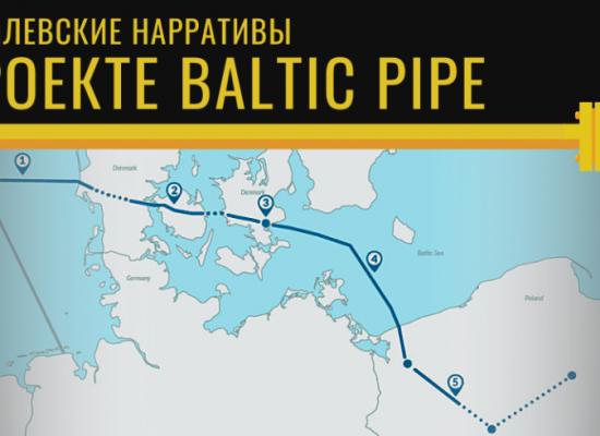 Sprawa projektu Baltic Pipe: dezinformacja w służbie polityki energetycznej Kremla