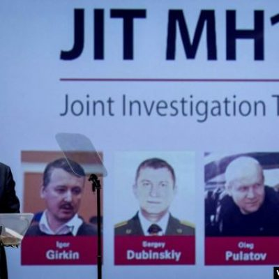 With Russians on trial in absentia for killing 298 in airliner shootdown, a look back at Russia's MH17 disinformation