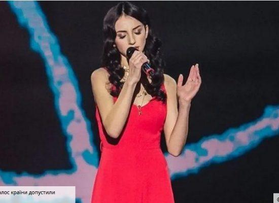 У шоу «Голос країни» неправильно підписали учасницю з невизнаної республіки Абхазії