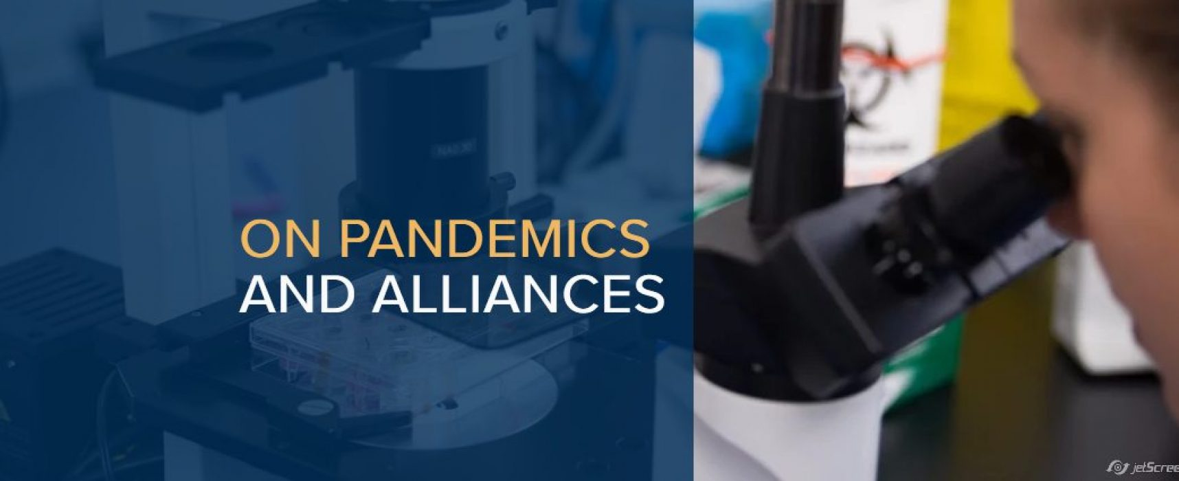 On pandemics and alliances