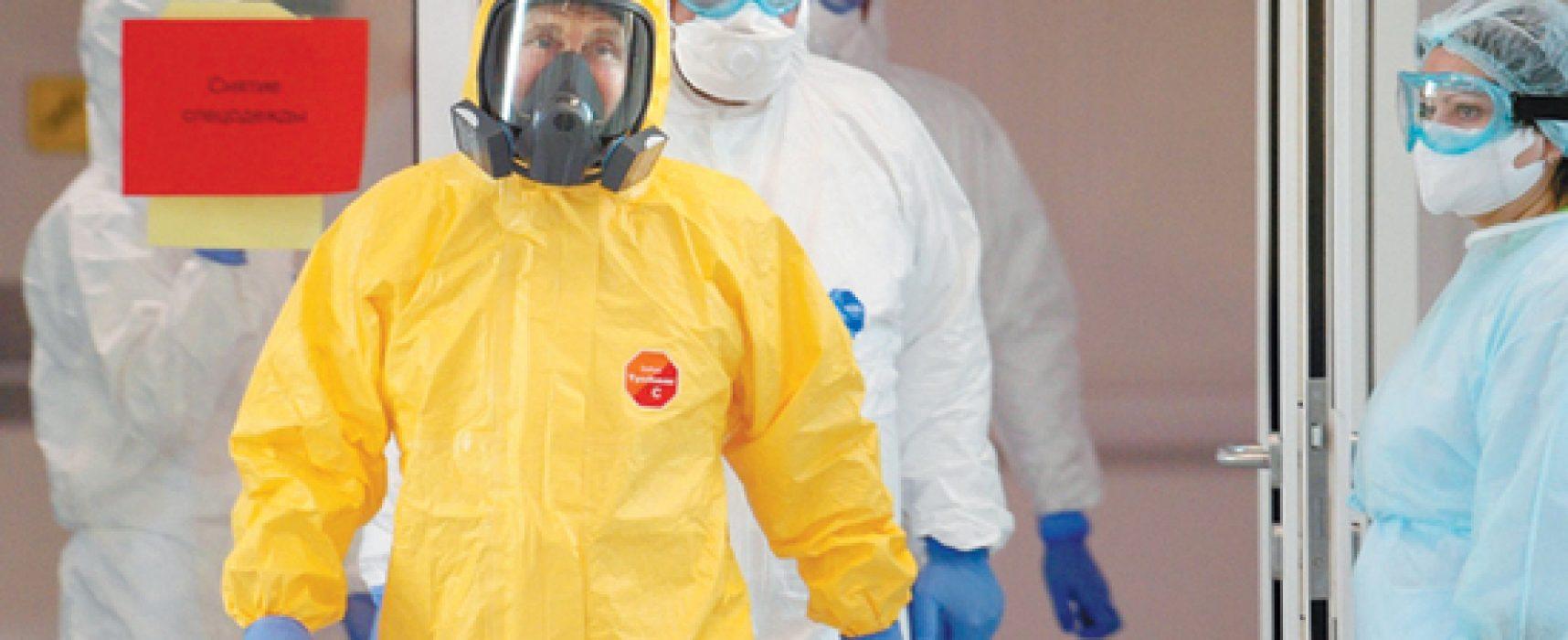 Вирус пропаганды. Как Кремль распространяет фейки о коронавирусе и использует пандемию для отмены санкций