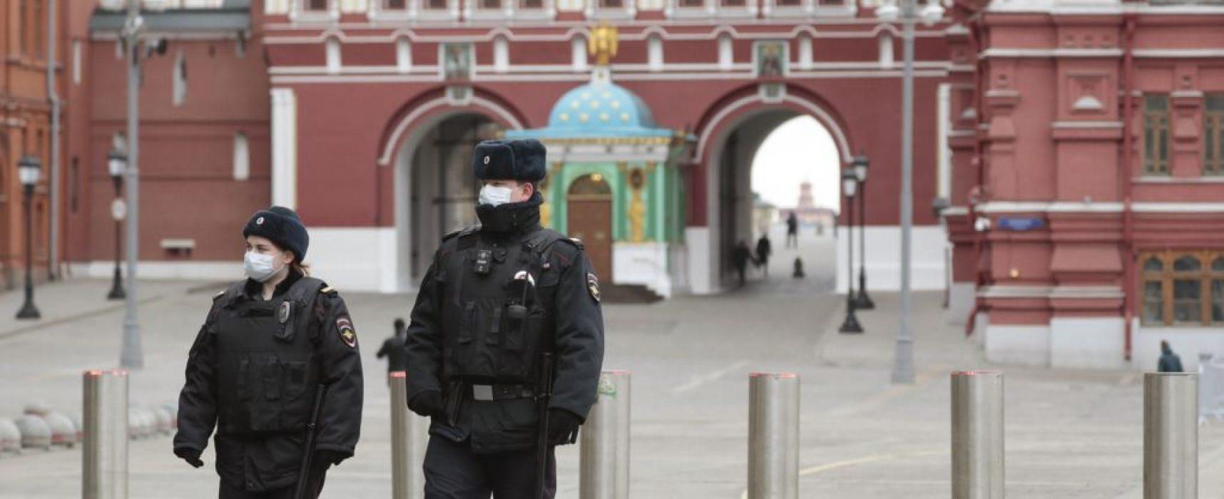 Держдума РФ прийняла закони про покарання за порушення карантину і брехню про коронавірус