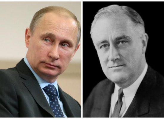 Путин назвал ограничение числа президентских сроков недавней идеей, сославшись на опыт США. Но там эта традиция существует со времен Вашингтона
