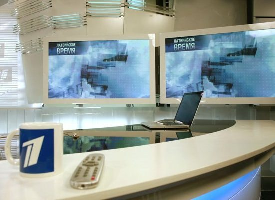 Фейк НТВ: латвійська влада змусила російськомовний телеканал закрити інформаційні програми