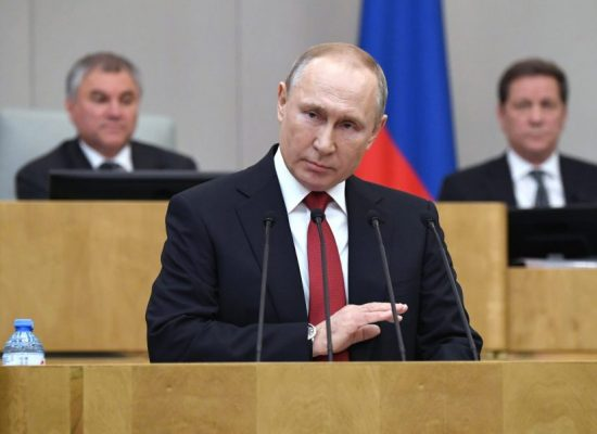 Putin is changing the Russian Constitution for his own ends