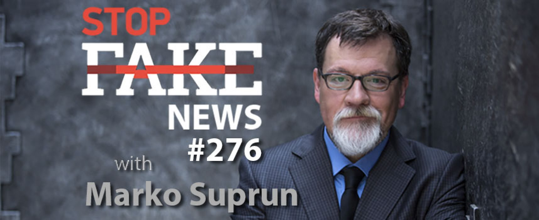 Hitler Salutes in the Time of Coronavirus: StopFakeNews with Marko Suprun (No. 276)