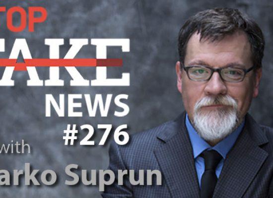Hitler grüßt – in Zeiten von Coronavirus: StopFakeNews mit Marko Suprun (No. 276)