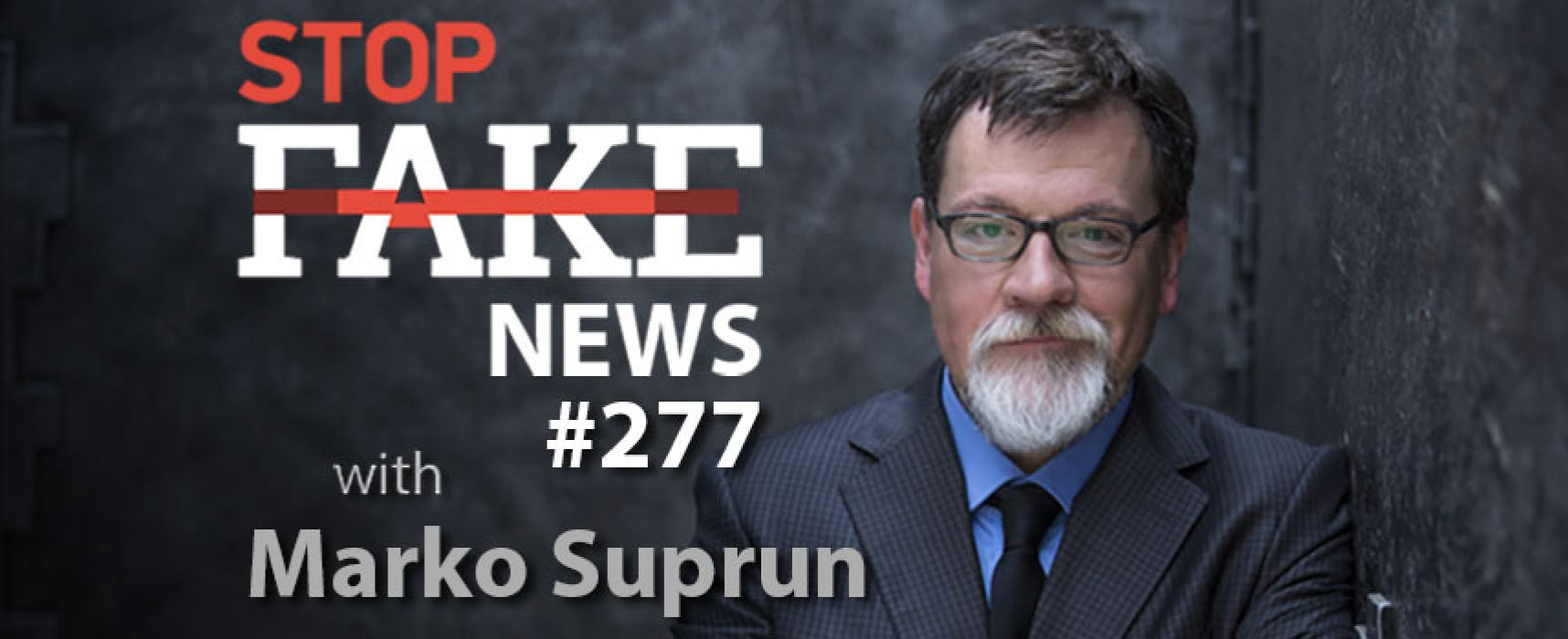 Salt Kills Coronavirus: StopFakeNews with Marko Suprun (No. 277)