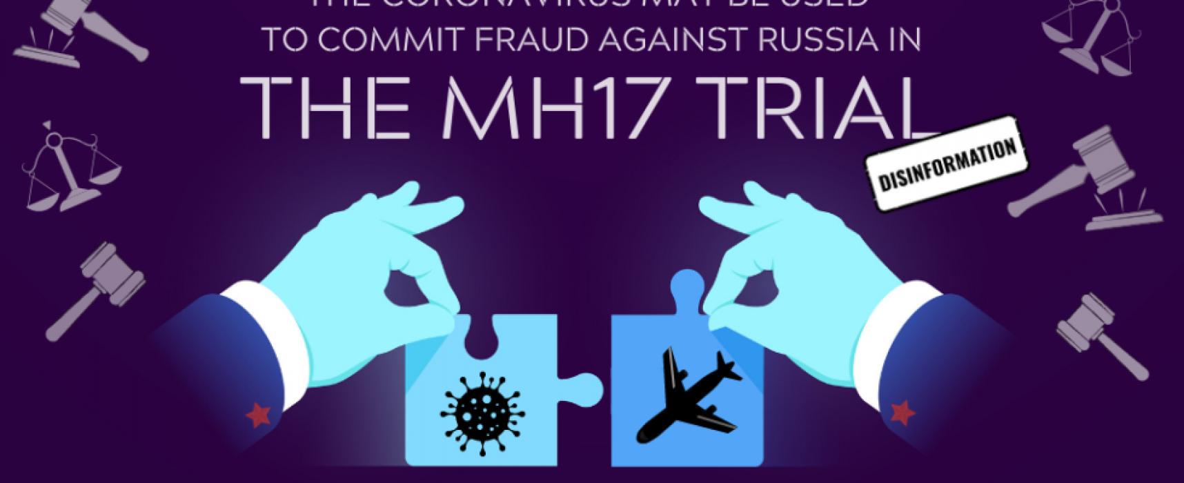 Disinformation mash-up: MH17 and coronavirus