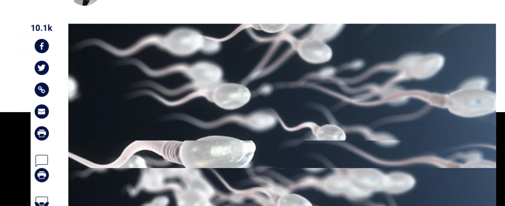 Especulación: La COVID-19 priva a los hombres de su capacidad de reproducirse