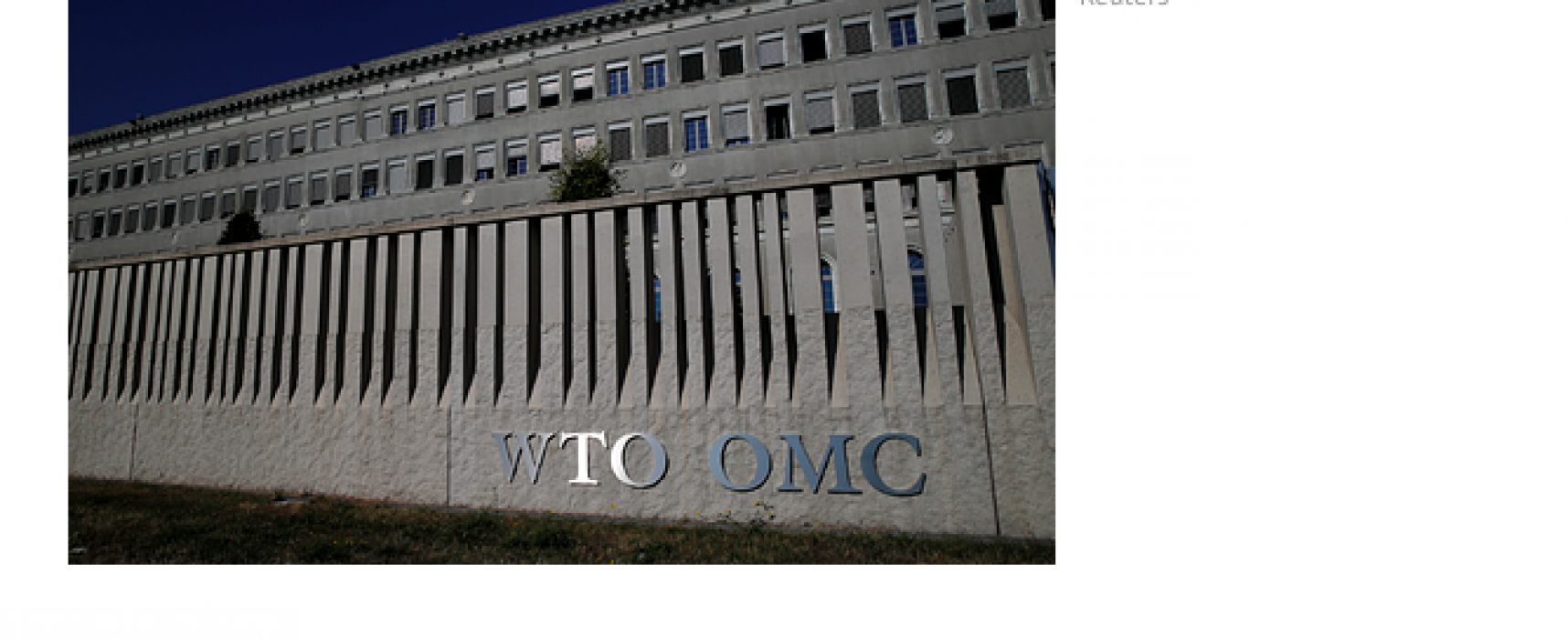 Fake: WTO Forces Ukraine to Buy Russian Fertilizer