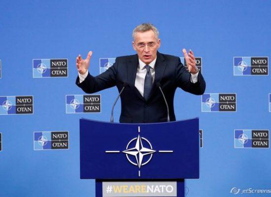 Фейк РИА «Новости»: генсек НАТО оценил российскую помощь Италии