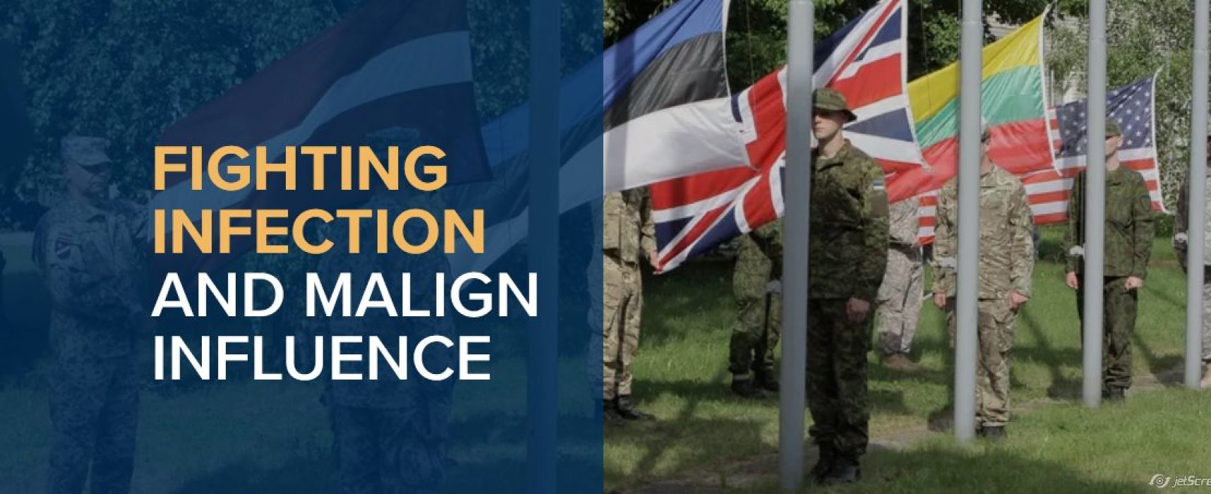 Fighting infection and malign influence: The Baltic response to the COVID-19 crisis