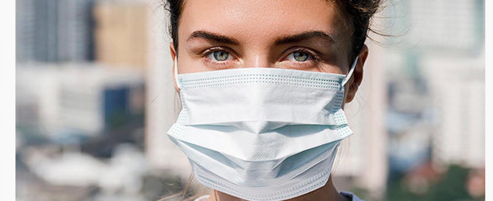 Фейк: Медицинскую маску можно носить разной стороной