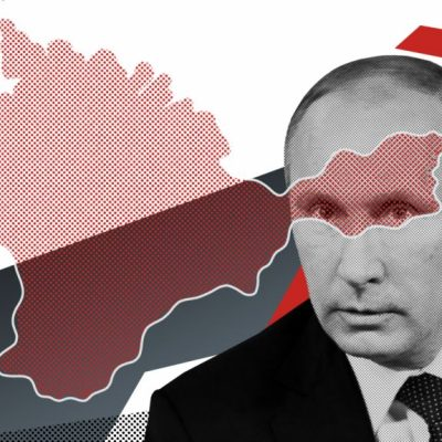 «Вирусная» тактика России по Крыму