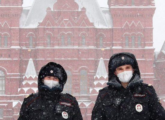 'Liberal Swine': How the Kremlin exploits the pandemic for propaganda