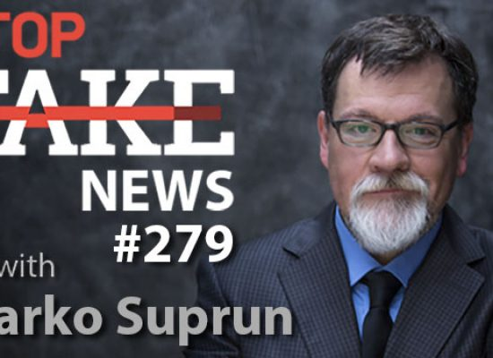 Radioactive Material Smuggled out of Ukraine: StopFakeNews with Marko Suprun (No. 279)
