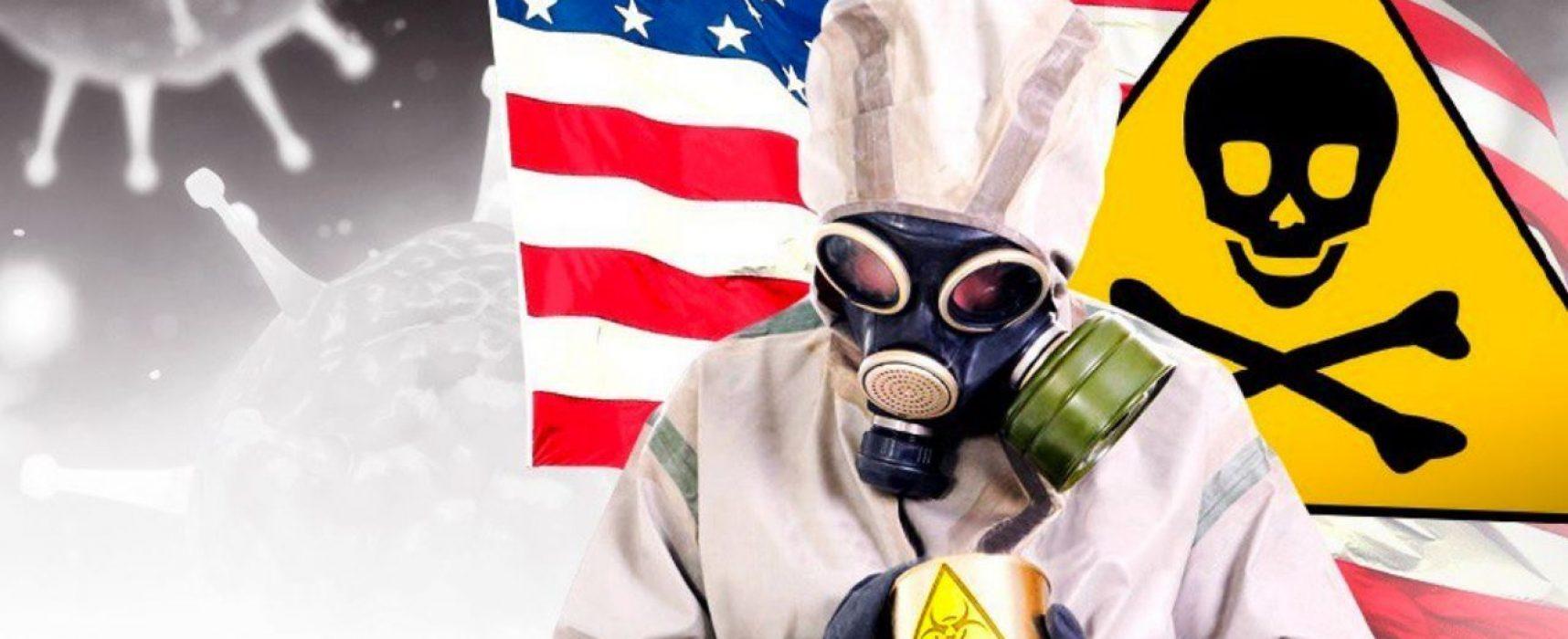 Fake ruských médií: USA přiznaly existenci tajných laboratoří na Ukrajině a poté přiznání smazaly