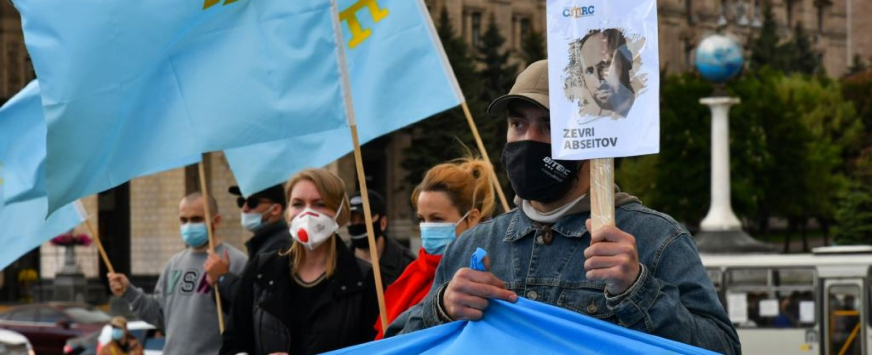 Russian 'expert' denies documented repression of Crimean Tatars