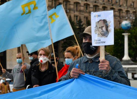 Russian 'expert' denies documented repression of Crimean Tatars