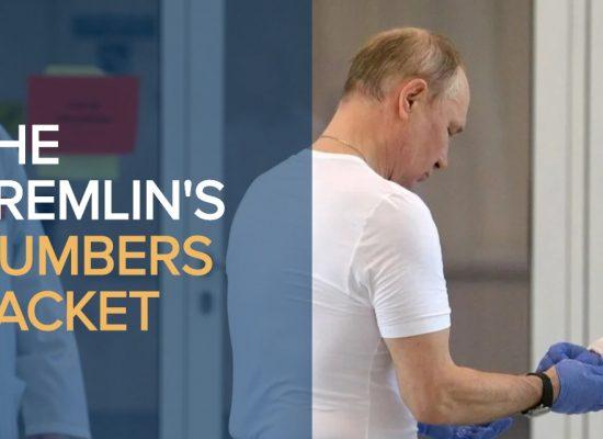 The Kremlin's numbers racket