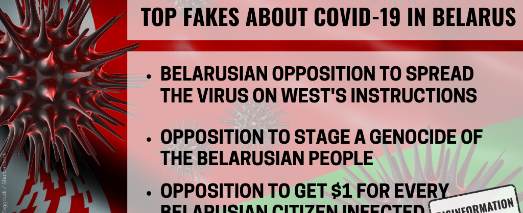 The Belarusian approach to the outbreak