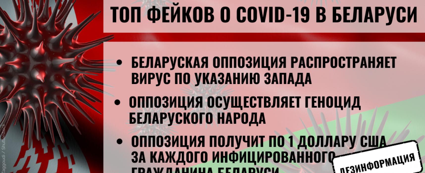 Беларуский подход к вспышке  коронавирусной инфекции
