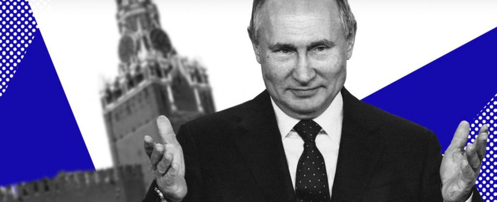 Виталий Портников: «Пулитцеровский» размах Кремля