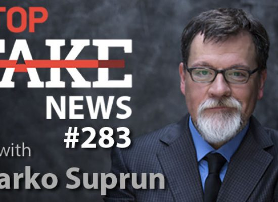 Oozing Fakes from Russia about COVID-19 in Ukraine: StopFakeNews with Marko Suprun (No. 283)