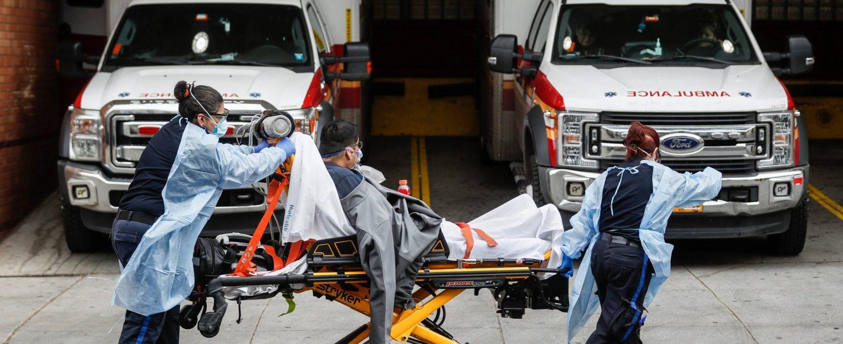 Фейк RT: данные о количестве смертей от COVID-19 в Нью-Йорке занижены вдвое