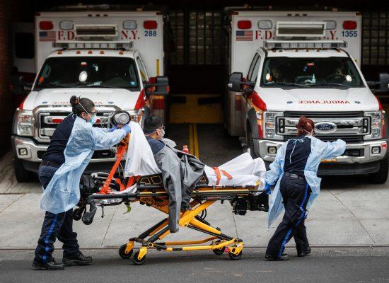 Фейк RT: дані щодо кількості смертей від COVID-19 в Нью-Йорку занижено вдвічі