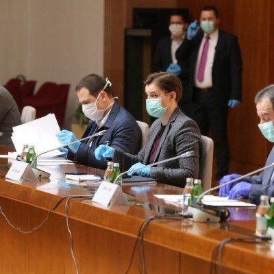 Seis declaraciones falsas del Gobierno serbio sobre el COVID-19