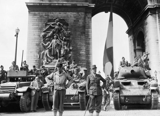 Фейк програми «Время»: бійців французького Опору було на порядок менше, ніж брянських партизанів