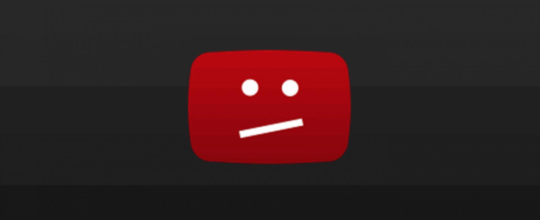 Youtube заблокував три пропагандистські російські канали
