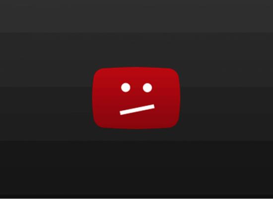 Youtube заблокировал три пропагандистских российских канала