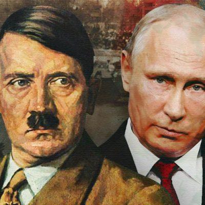 Fałszywy cytat Hitlera i uzasadnienie rozbioru Polski: 5 przykładów nieprawdy w artykule Putina o II wojnie światowej