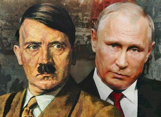Фейкова цитата Гітлера і виправдання поділу Польщі: 5 прикладів неправди у статті Путіна про Другу світову війну