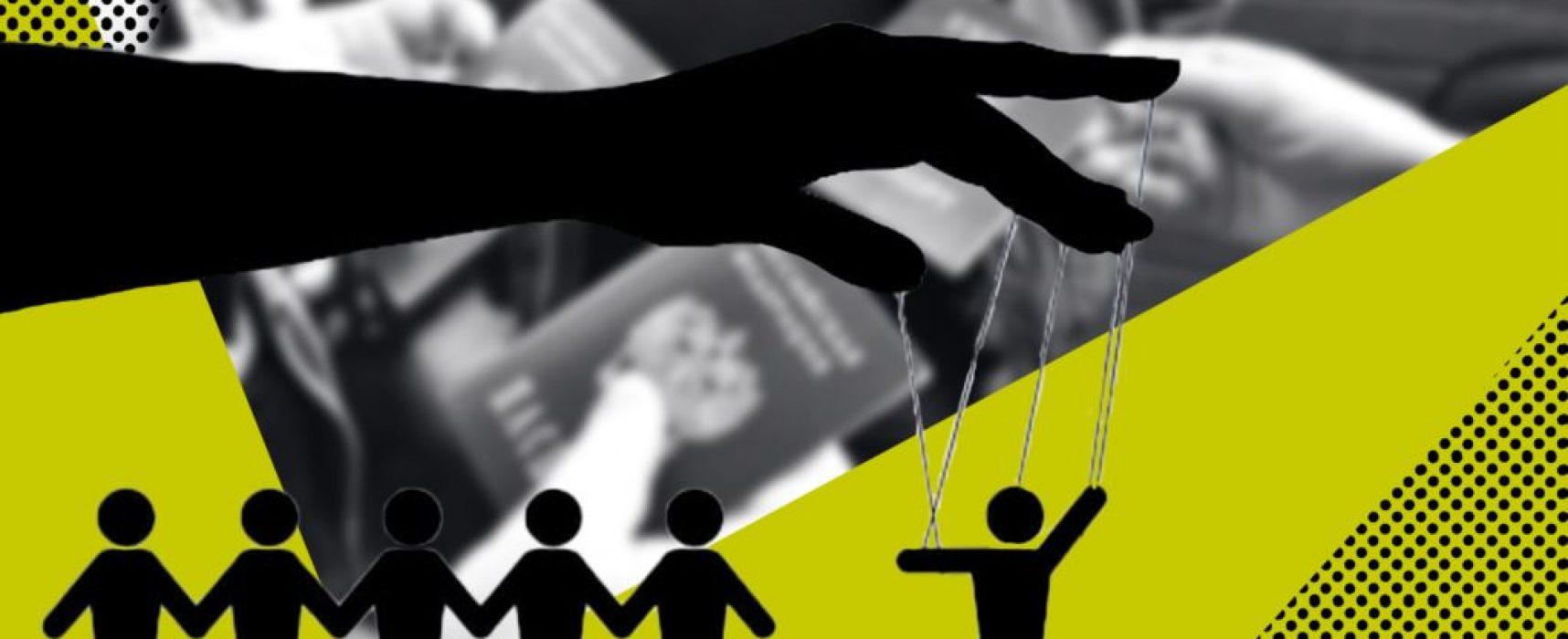 Павел Казарин: Молчание оккупированных