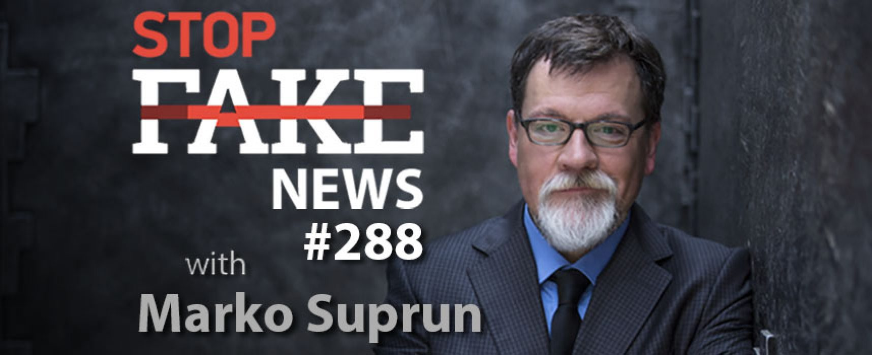 Color Revolution in the USA: StopFakeNews with Marko Suprun (No. 288)