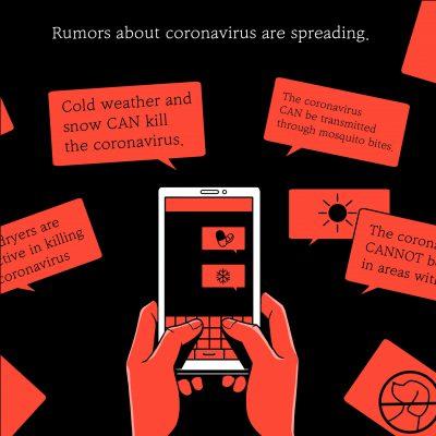 Dezinformační pandemie: jak se sociální sítě snažily ubránit panice spojené s covid-19