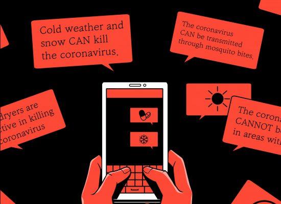 Пандемія фейків: як соціальні мережі намагалися захиститися від COVID-19-паніки
