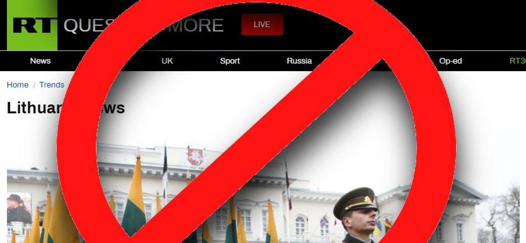 Propaganda bez granic. Rosyjska walka o dusze Bałtów