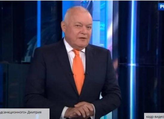 В Литве вслед за Латвией запретили телеканалы RT, все — из-за пропагандиста Киселева