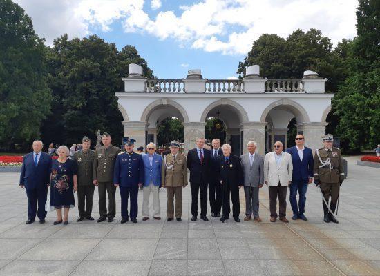 Manipulacje historią. Ambasada Rosji w Polsce uczciła rocznicę powołania PKWN