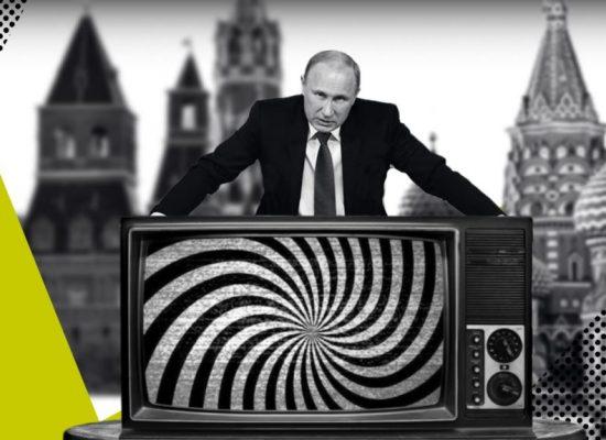 Павел Казарин: Правила пропаганды