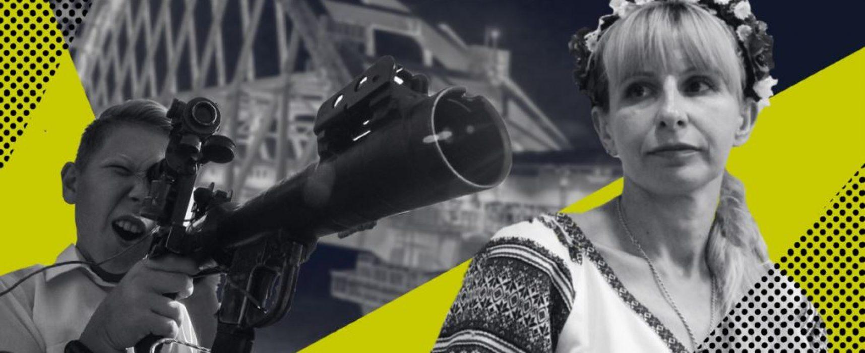Павел Казарин: Настроения в Крыму
