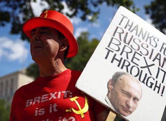 Половина британців вважають, що Росія втручалася у Brexit і вибори